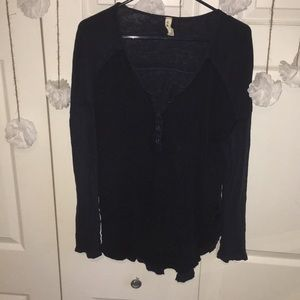 Free people relaxed sweater